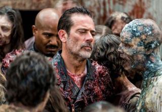 The Walking Dead 8 negan