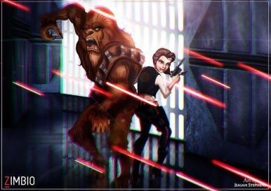 Disney Star Wars Personaggi (2)