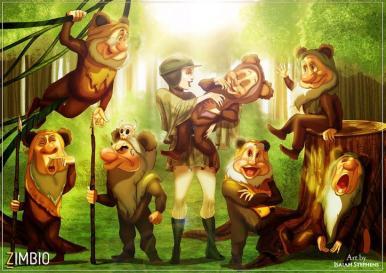 Disney Star Wars Personaggi (3)