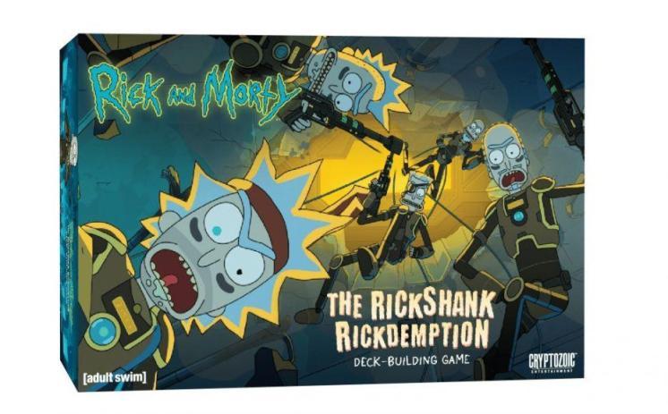 Giochi da tavolo di Rick e Morty (2)