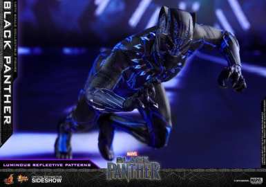 black panther action figure hot toys