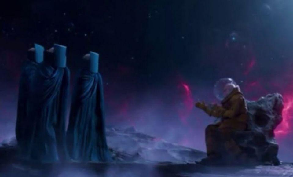 Guardiani della Galassia vol. 2 (2017), uomo dello spazio