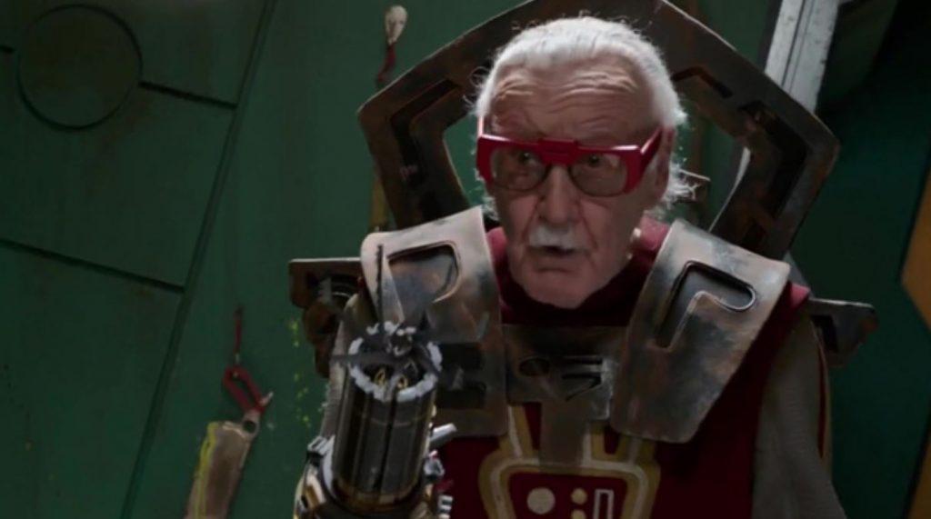 Thor: Ragnarok (2017), il barbiere