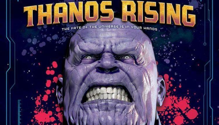 Thanos Rising: Avengers Infinity War – USAopoly annuncia il gioco da tavolo ispirato al film
