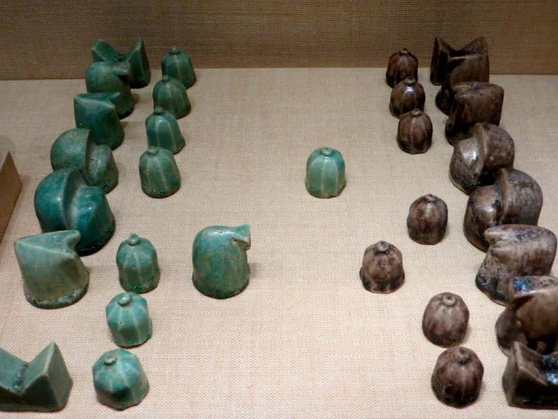 Scacchi – 600-700 d.C.