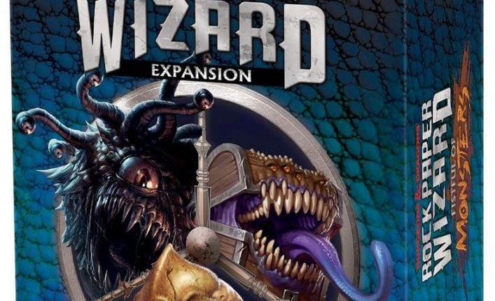 Rock Paper Wizard: arriva l'espansione Fistful of Monsters