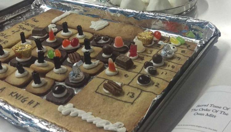 Edible Games Cookbook, il libro di ricette per preparare gustosi giochi da tavolo commestibili!