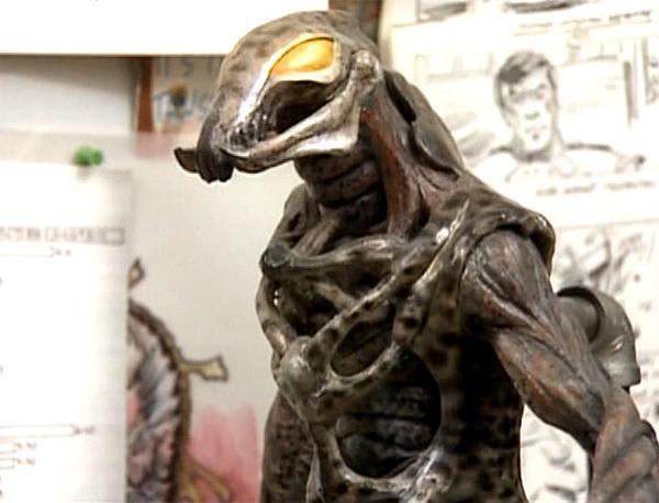 Come ti creo l'alieno