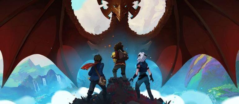 il principe dei draghi cover