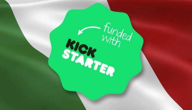 Gli italiani lo fanno meglio: ecco i Kickstarter tricolore del momento