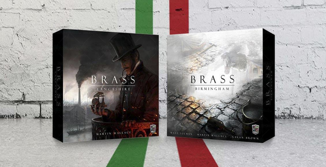 Brass: Lancashire e Brass: Birmingham