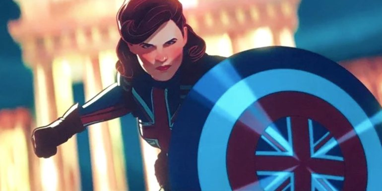 peggy carter what if
