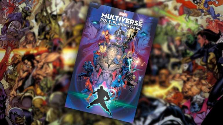 Marvel Multiverse Role Playing Game RPG