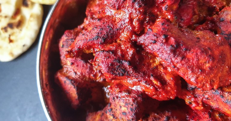 Slow Cooker Tandoori Chicken
