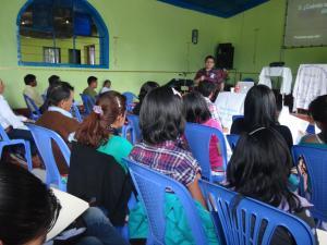 Life in HD 2012, Ayacucho