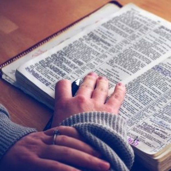 ¿Por dónde empezar a leer la Biblia?