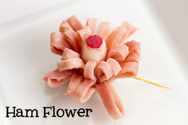 ham flower