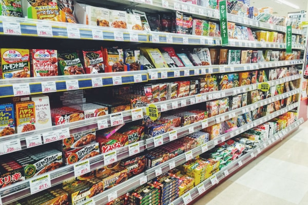 Japanese Grocery Stores around the World   Just One