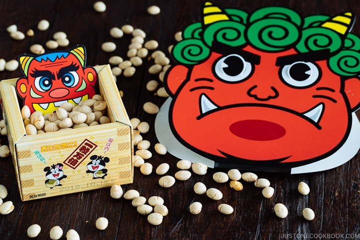 Setsubun The Japanese Bean Throwing Festival  Just One