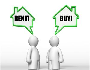 Should you rent or buy your home?