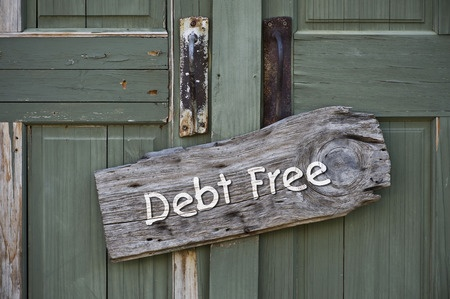 Step 5: Become Debt-free and Celebrate Freedom