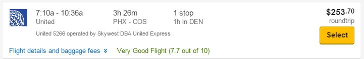 Flight Pricing