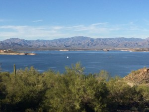 Lake Pleasant: The Name Says It All