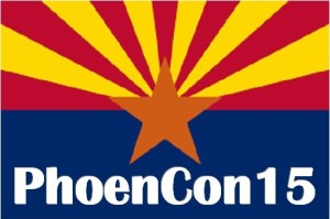 PhoenCon15:  Creating our own local blogger hookup