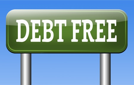 We're Debt Free!!!!