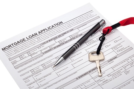 Signing Mortgage Documents
