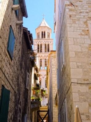 qué ver en Split en un día