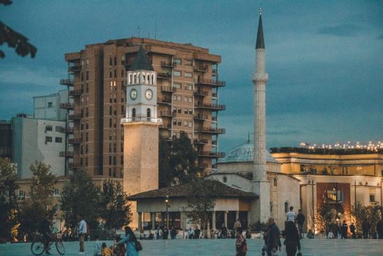 que ver en Tirana en un día