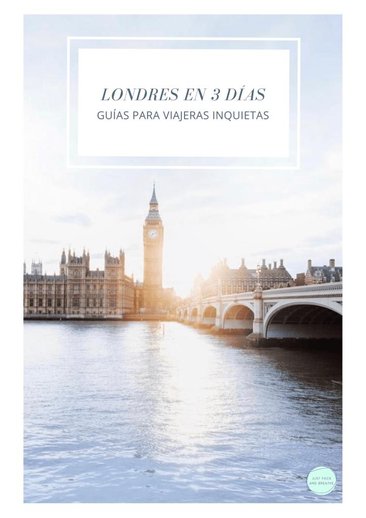 Guía que ver en Londres pdf