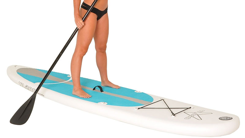 Vilano Journey 10′ Inflatable SUP Review