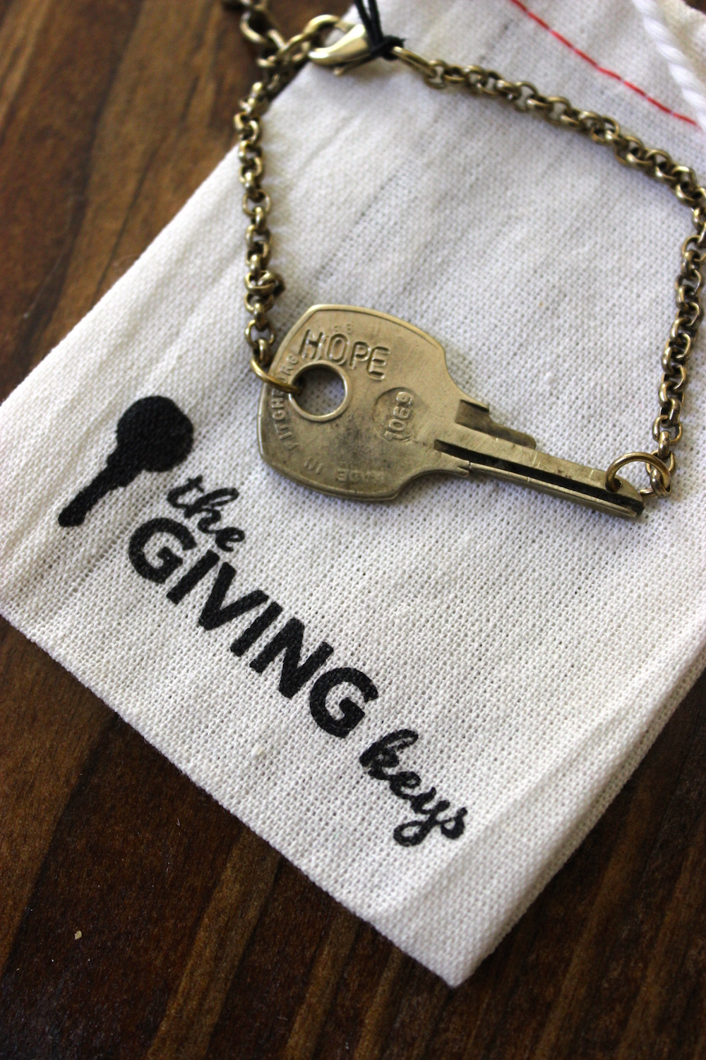 Find My Keys >> The Giving Keys | just peachy blog