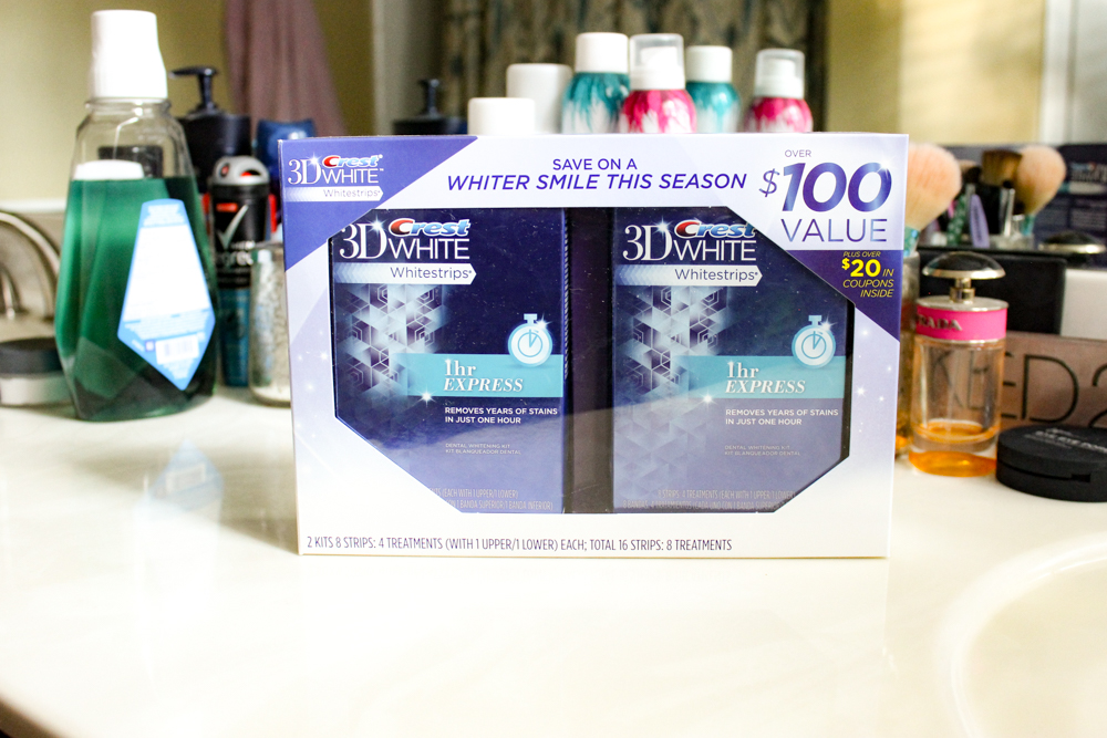 Buy One Get One Free Crest Whitestrips | Just Peachy Blog