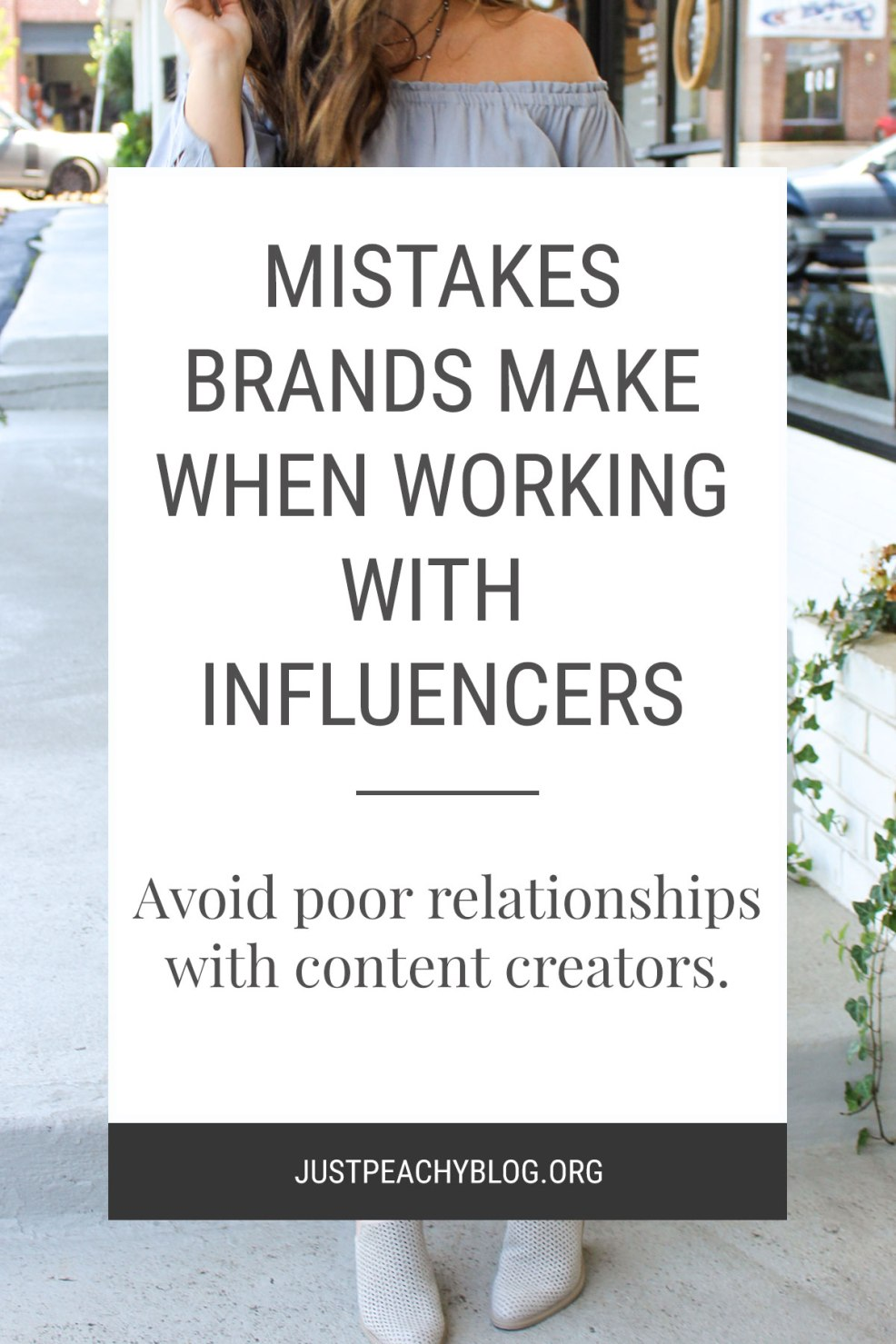 Mistakes Brands Make When Working with Influencers