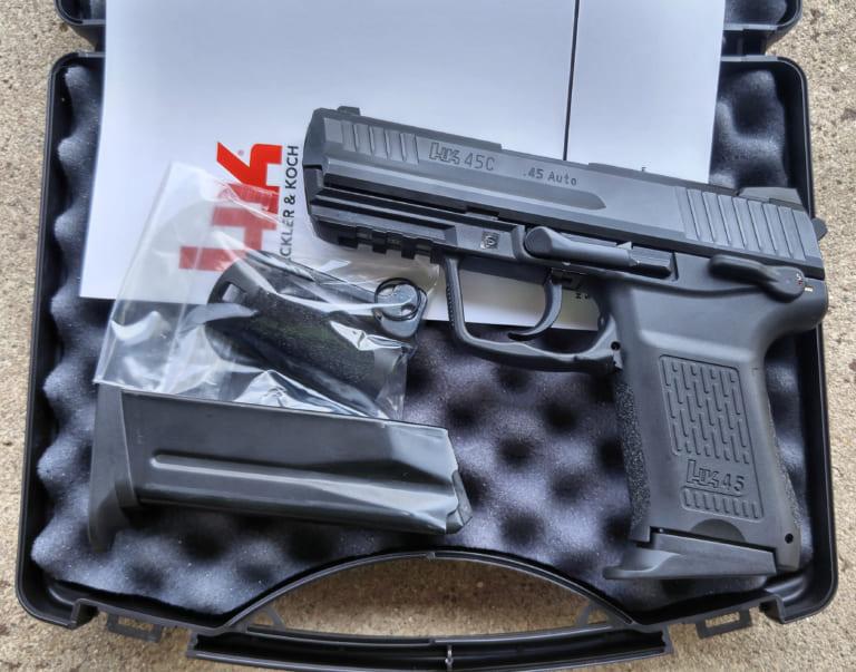 JP HK45c