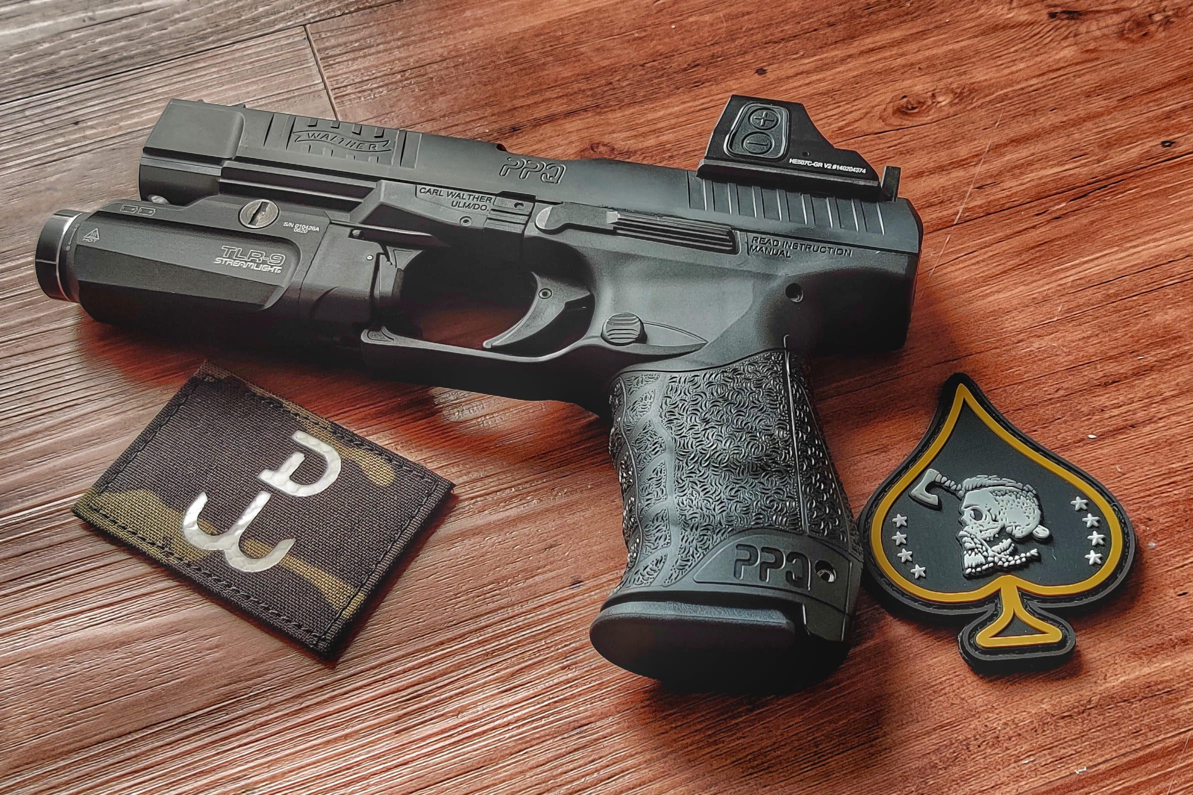 Walther PPQ M2 FIN