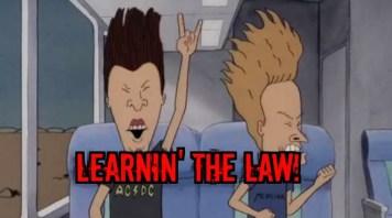 Learnin The Law Header