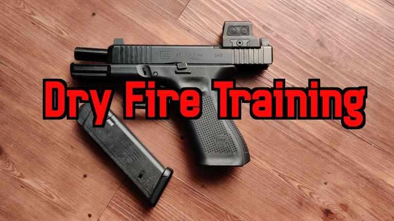 Dry Fire Training