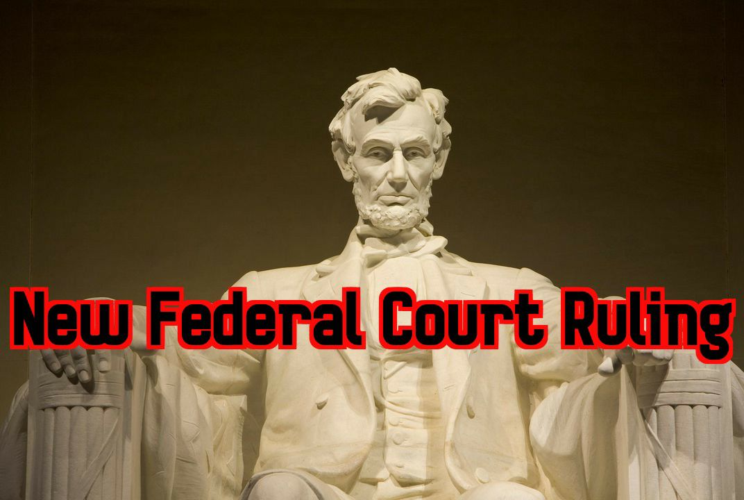 New Federal Court Ruling