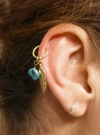 Cartilage Piercings - Page 43