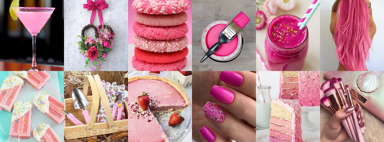 Just Pink about it - Everything you want in Pink