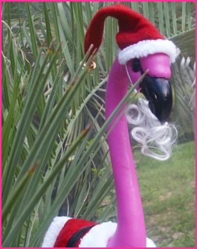 DIY Pink Flamingo Home And Yard Decor | Just Pink About It on Flamingo Backyard Decor id=36939