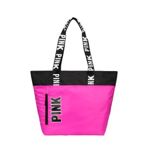 Women's PINK Large Tote Shoulder Bag