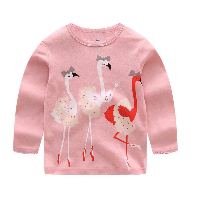 d48cf6fb4 Girl's Lovely Flamingo Print Pajama Set - Just Pink About It