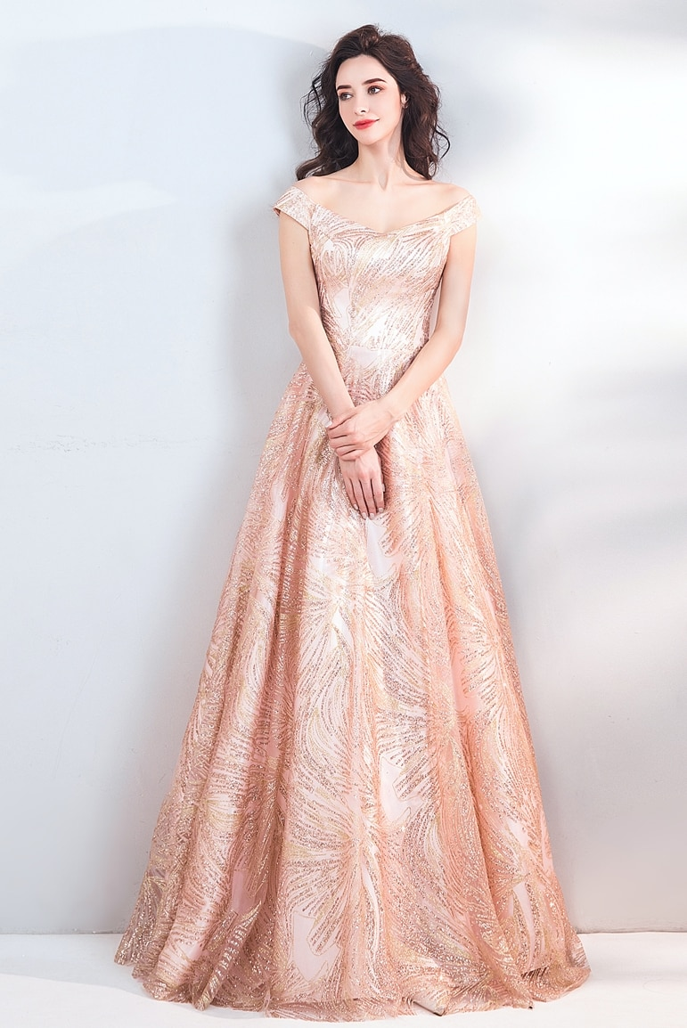 classy simple gowns