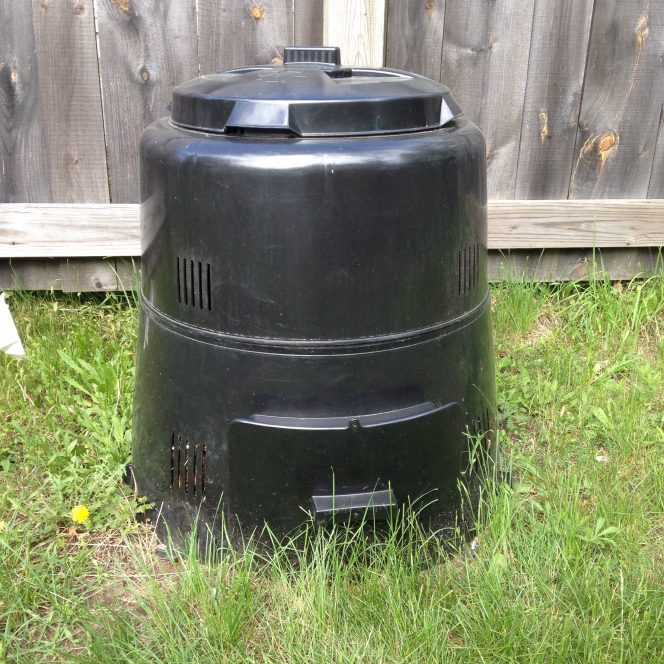 Composting With Kids: Earth Day Action Step