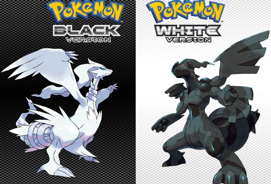 Image result for pokemon black and white
